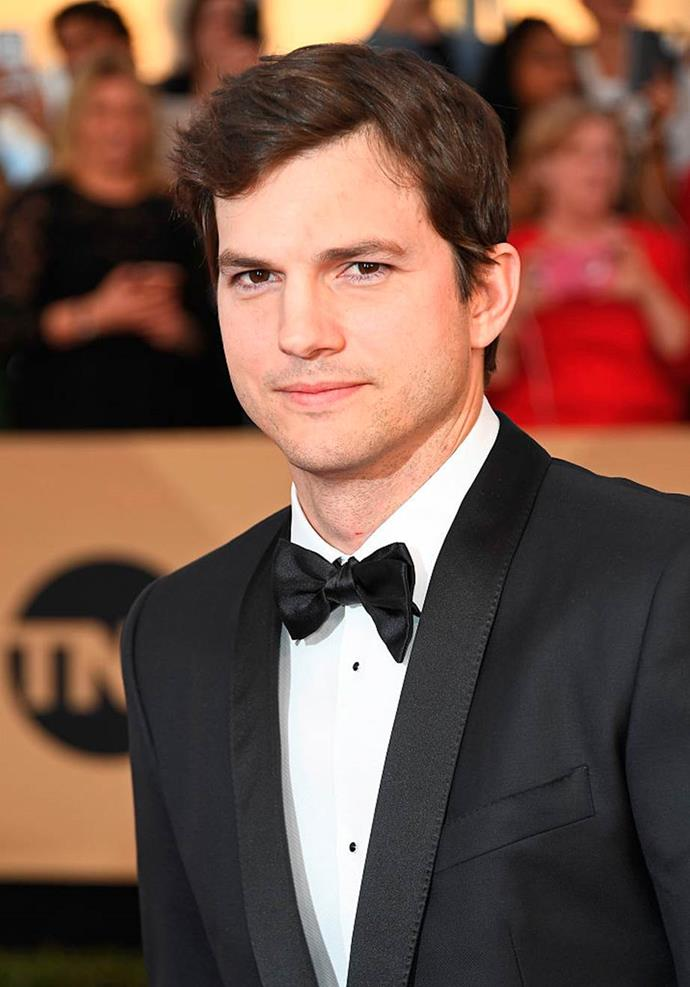 **Ashton Kutcher** <br><br> In a touching origin story, Kutcher received a degree in biochemical engineering from the University of Iowa after being driven to know more about, and potentially cure, his brother's septal heart defect.
