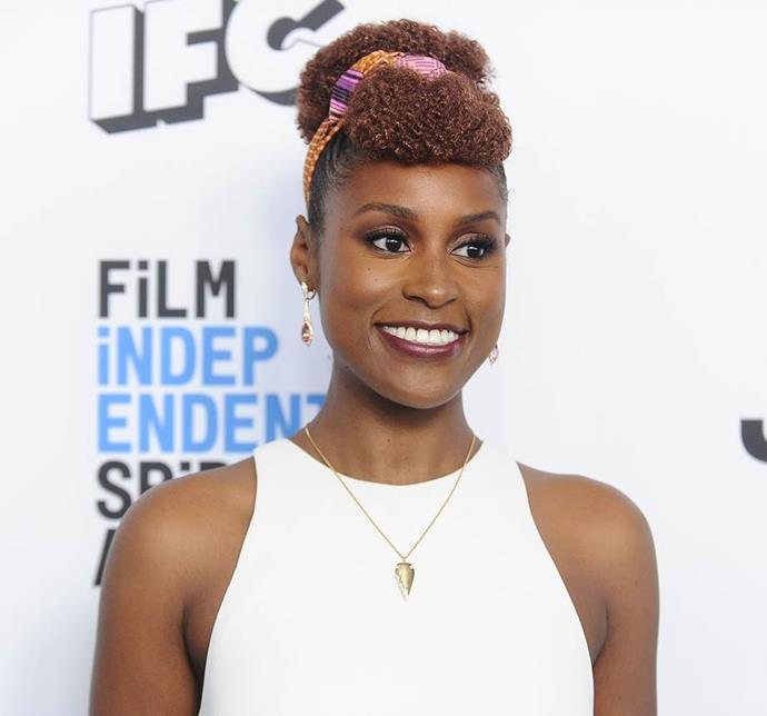 **Issa Rae** <br><br> Rae's creative genius was first discovered at Stanford University. The *Insecure* creator and star became known for a few of her projects including a web series titled *The Misadventures of Awkward Black Girl* and a mockumentary called *Dorm Diaries*. And while those are no surprise, her degree in African-American studies only makes us respect her even more.