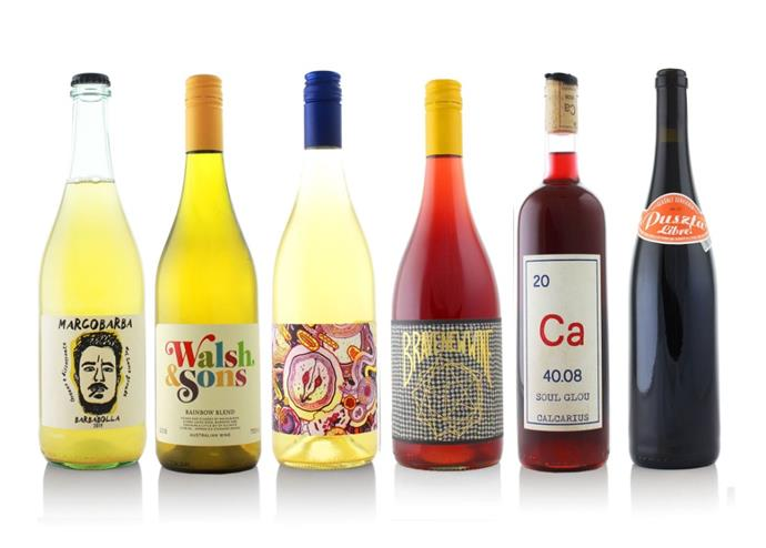"""The 'Outdoorsy' Pack of 6 Natural Wines, $155 at [Not Wasted](https://notwasted.io/collections/packs/products/outdoor-mood target=""""_blank"""" rel=""""nofollow"""")."""