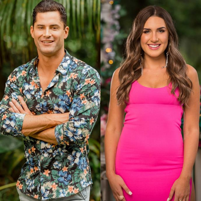 """**Jamie Doran and Marg Zogoulas**<br><br>  Here's a pairing we couldn't have predicted! According to fellow *Bachelorette* and *Bachelor In Paradise* alum [Niranga Amarasinghe](https://www.elle.com.au/culture/bachelor-in-paradise-australia-niranga-23789