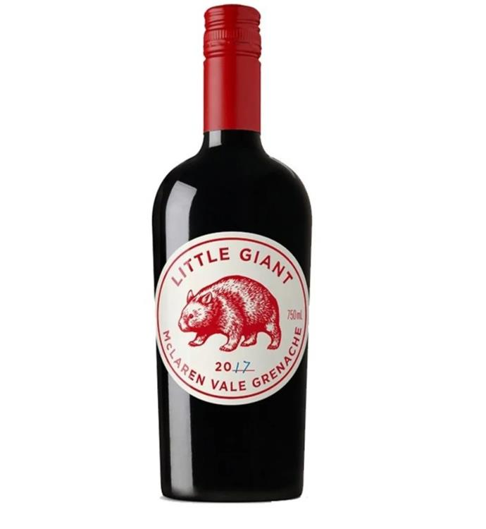 "2020 Giant McLaren Vale Grenache, $19 by [Little Giant](https://www.differentdrop.com/products/2020-little-giant-mclaren-vale-grenache?variant=32912166682667&currency=AUD&gclid=Cj0KCQiAqo3-BRDoARIsAE5vnaL6__XloM33EU60YnkJmcMGz1qs_7as9feCLgteRe0DFE1005Yj0vwaAjO0EALw_wcB|target=""_blank""
