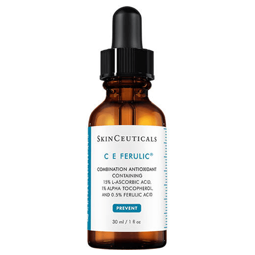 """**For The One Who's Serious About Skincare**<br><br>  As far as Holy Grail products go, this little elixir genuinely lives up to its reputation (and then some). The ultimate gift for a loved one who favours science-backed ingredients over anything else, it will not disappoint. Composed of a potent combination of 15% [vitamin C](https://www.elle.com.au/beauty/best-vitamin-c-serums-13085 target=""""_blank""""), vitamin E and [ferulic acid](https://www.beautycrew.com.au/best-ferulic-acid-serum-australia target=""""_blank""""), it works to optimise against damaging UVA and UVB rays, help prevent premature signs of ageing (it offers 8 times the skin protection against photoaging!) and stimulate collagen production.<br><br>  *C E Ferulic Serum 30ml by SkinCeuticals, $218 at [Adore Beauty](https://fave.co/2GRSSFu target=""""_blank"""" rel=""""nofollow"""")*"""