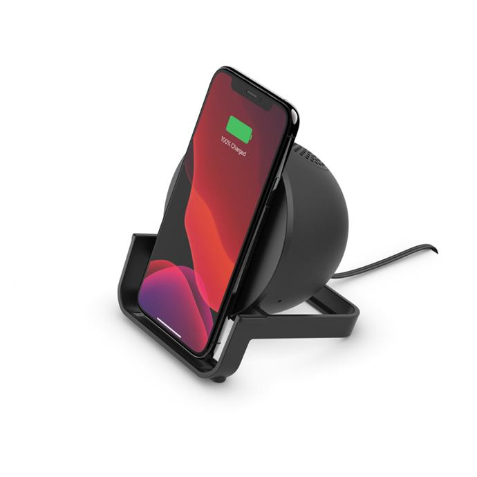 """**Belkin BOOST↑CHARGE Wireless Charging Stand And Speaker, $99 from [Belkin](https://go.skimresources.com?id=105419X1569491&xs=1&url=https%3A%2F%2Fwww.belkin.com%2Fau%2Fp%2FP-AUF001%2F%3Fgclid%3DCj0KCQiAzZL-BRDnARIsAPCJs70HA1Gv0DfpcZ0u82AAsqlkIoHAc3HBxDwFAyfOnZ6OAVJr1AsDfCgaAkU1EALw_wcB