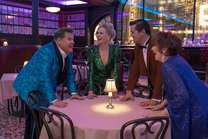 """***The Prom*** **(11/12/2020)**<br><br>  Did someone call for a star-studded, feel-good flick? Featuring the likes of Meryl Streep, Nicole Kidman, Kerry Washington and more, [*The Prom*](https://www.marieclaire.com.au/netflix-the-prom-film