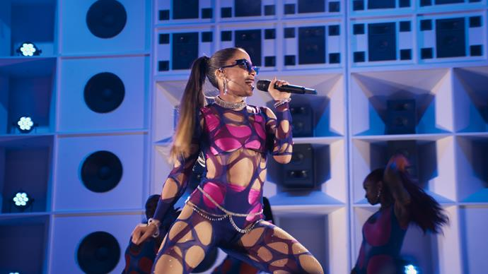 ***Anitta: Made In Honorio*** **(16/12/2020)**<br><br>  Brazil's answer to Beyoncé and one of the biggest artists in the world, this fly-on-the-wall documentary goes behind the scenes of Anitta's life as she opens up about fame, family and her fierce work ethic to reveal the woman behind the hits.