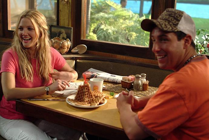***50 First Dates*** **(01/12/2020)**<br><br>  In this classic rom-com that tugs at the heartstrings, playboy vet Henry sets his heart on romancing Lucy, but she has short-term memory loss; she can't remember anything that happened the day before. So every morning, Henry has to woo her again. Her friends and family are very protective, and Henry must convince them that he's in it for love.