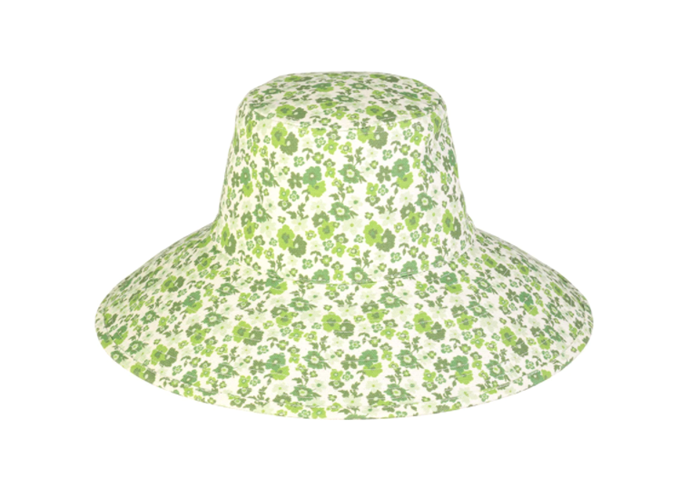 """Holiday Bucket Hat in Ivy Bloom, $119 by [Lack of Color](https://www.lackofcolor.com.au/collections/all/products/holiday-bucket-ivy-bloom