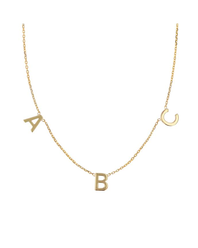 "**For The Forever BFF** <br><br> Whether you've been close since childhood or if you know you'll be BFFs until old age, get sentimental and gift them a piece that they'll wear forever. After all, nothing says besties more than bespoke jewellery. Go for Sarah and Sebastian's Triple Petite Letter Necklace with each other's initials for the ultimate gal-pal move. <br><br> *Triple Petite Letter Necklace, $410 at [Sarah and Sebastian](https://www.sarahandsebastian.com/collections/fine-chain-necklaces/products/triple-petite-letter-necklace-yellow-gold|target=""_blank""