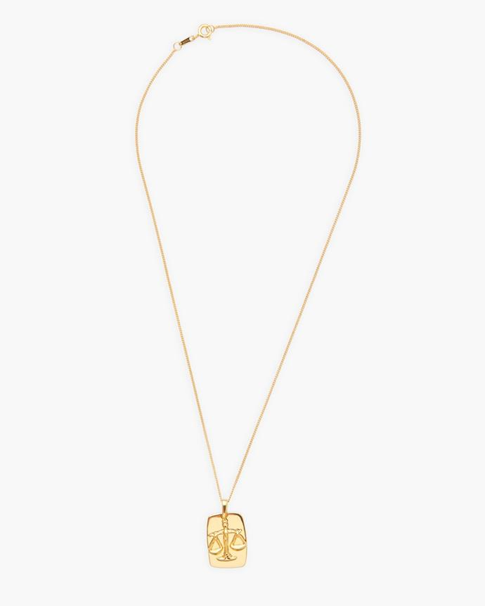 "**For The Forever BFF** <br><br> *'Zodiac Necklace' by Reliquia Jewellery, $169 at [Reliquia Collective](https://reliquiacollective.com/collections/star-signs/products/zodiac-necklace-libra|target=""_blank""