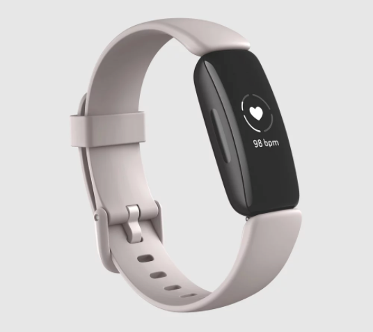 """Inspire 2 Lunar White by Fitbit, $179.95 at [The Iconic](https://www.theiconic.com.au/fitbit-inspire-2-lunar-white-1176026.html