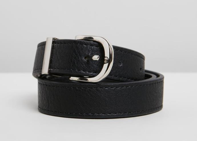 """Kendrick Belt by Peta And Jain, $29.95 at [The Iconic](https://www.theiconic.com.au/kendrick-belt-975247.html