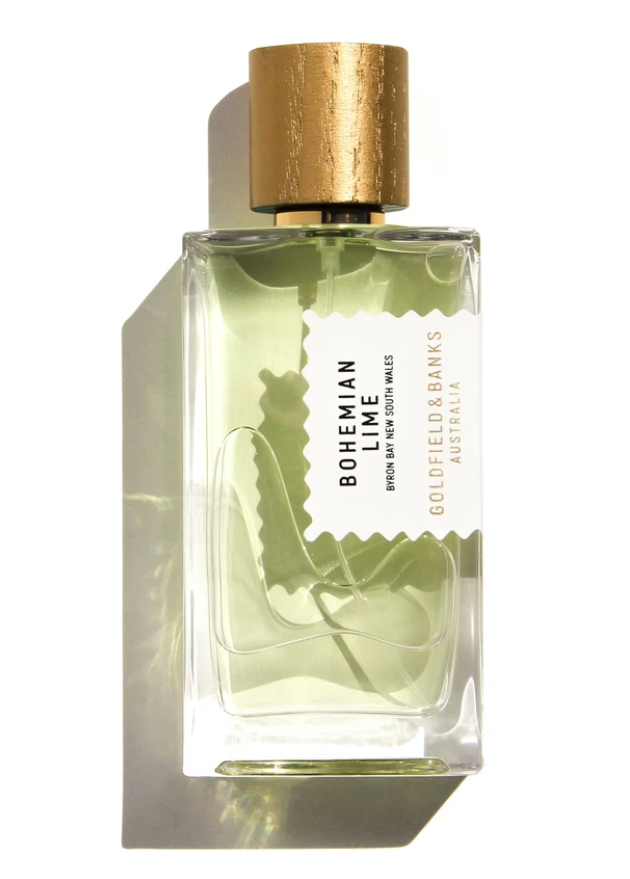 """**Bohemian Lime by Goldfield & Banks, $229 at [Adore Beauty](https://fave.co/3glEbrs