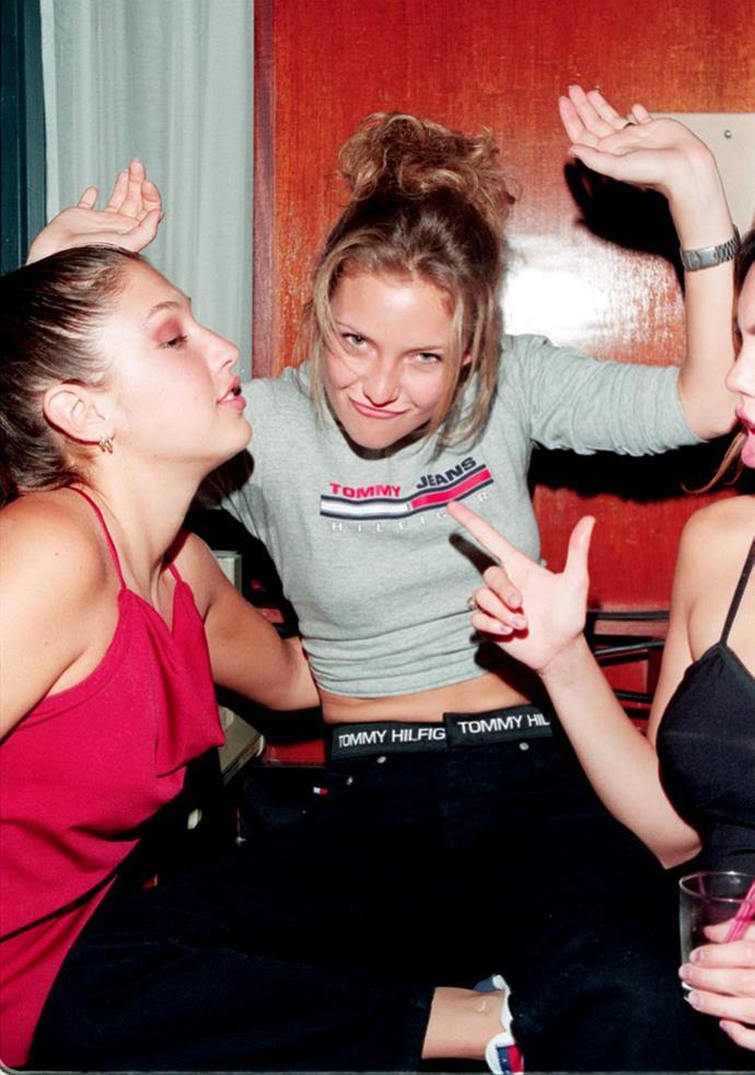 Kate Hudson in 1997.
