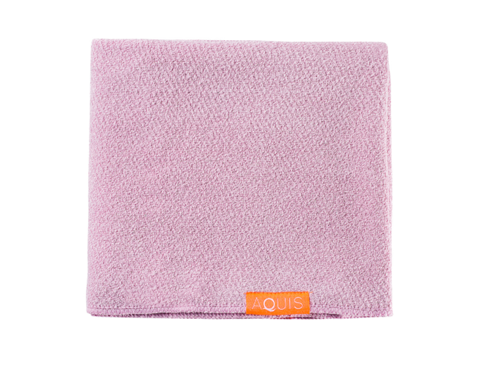 "**Reassess your towel situation.** <br><br> We hate to break it to you, but a lot of hair breakage comes from the use of everyday towels on wet hair. Your strands are at their most fragile when wet so investing in a lightweight microfiber towel that gently dries is a game-changer. <br><br> Lisse Luxe Towel by Aquis, $44.38 at [Revolve](https://www.revolveclothing.com.au/aquis-lisse-luxe-hair-towel-in-desert-rose/dp/AQUR-WU2/?d=F&currency=AUD&countrycode=AU&gclid=Cj0KCQiA5bz-BRD-ARIsABjT4nitkke2NG7sd0otXzHqztByAcHCBqz4JzMbDCIZ8caOh58jQO-V8gUaApSWEALw_wcB&gclsrc=aw.ds&product=AQUR-WU2&bneEl=false&|target=""_blank""
