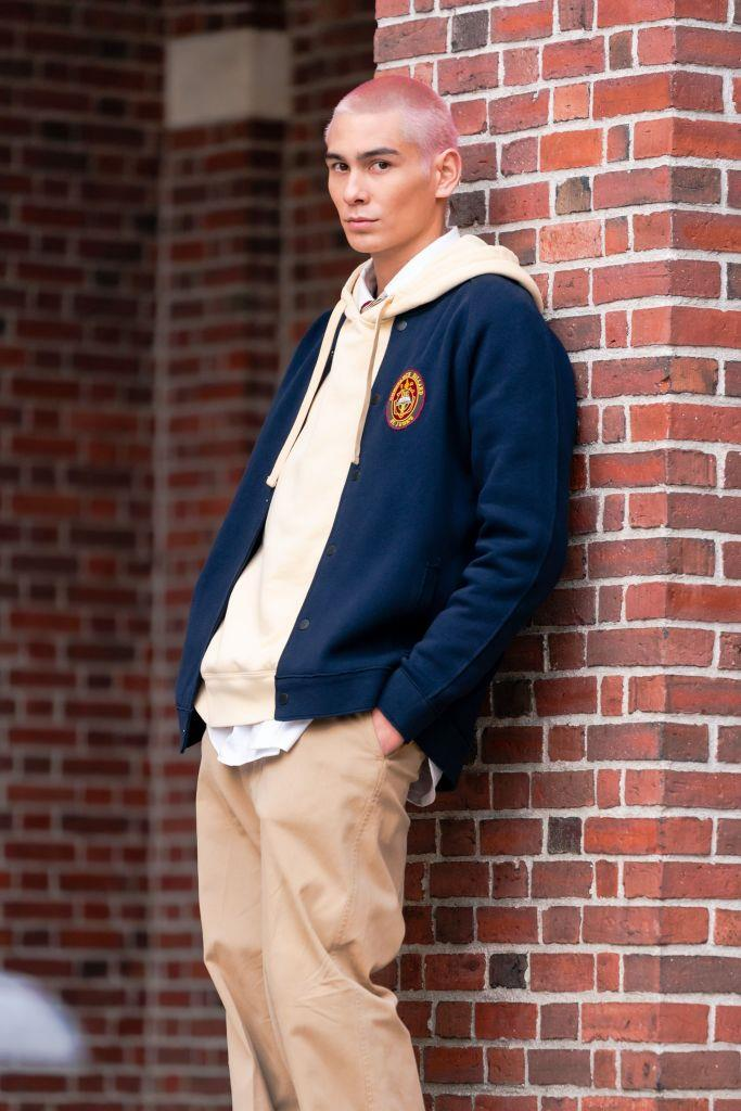 """**Evan Mock as Akeno """"Aki"""" Menzies**<br><br>  Model and skateboard star Evan Mock will be making his acting debut in the reboot as Akeno  """"Aki"""" Menzies. His character descriptor? """"Innocence"""". No other information has been released about his character at this stage."""