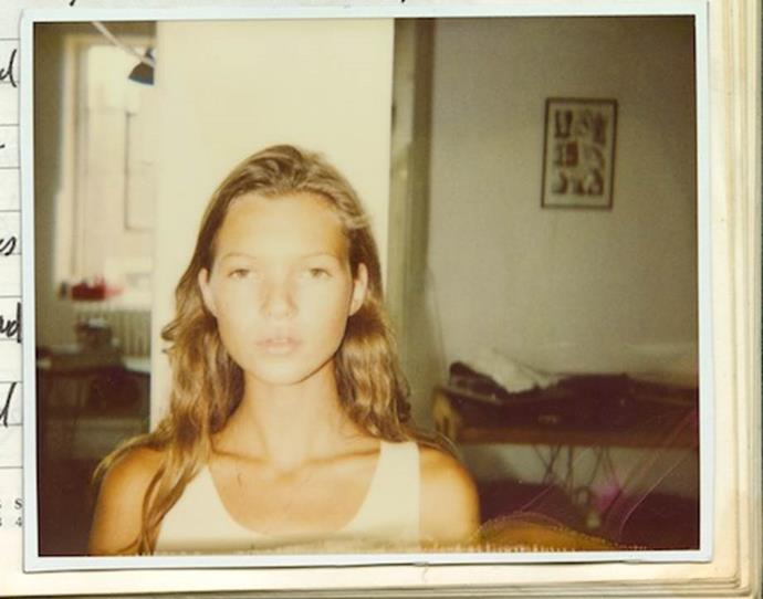 """Kate Moss<br><br>  *Photo by Glen Luchford for his book ['Pictorialism'](https://www.amazon.com.au/Glen-Luchford-Pictorialism/dp/0847843580