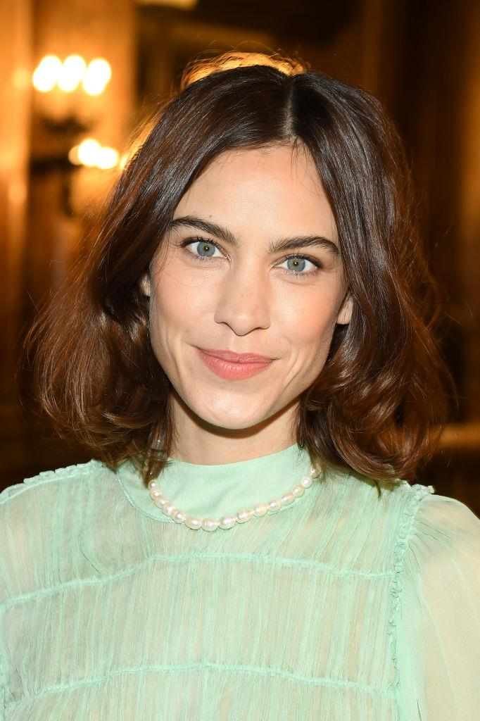 **Alexa Chung** <br><br> While Chung had her beginnings as a TV presenter from early on, you'd be forgiven for thinking that the model is still in her 20s, when she's actually 37.