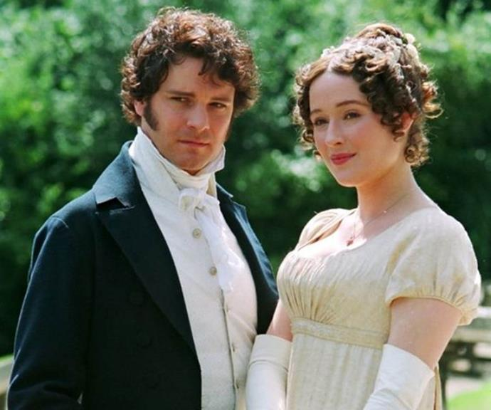"***Pride & Prejudice (1995)***<br><br>  It's hard to go past the original *Pride & Prejudice* when those period drama cravings come about. Produced by the *BBC*, the romance, drama and humour of Jane Austen's most celebrated novel is always a winner in our books.<br><br>  *Watch it on [Stan](https://play.stan.com.au/programs/1061|target=""_blank"")*"
