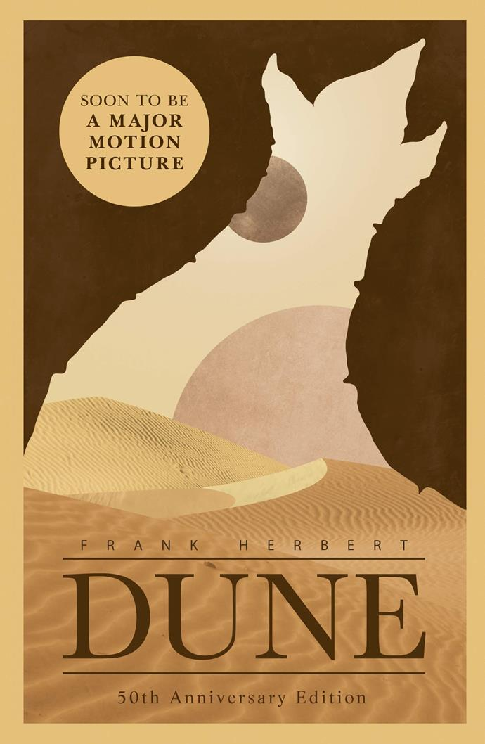 "***Dune*** **by Frank Herbert**<br><br>  Love a bit of dystopian sci-fi? This one is for you. Considered one of the most popular science fiction books of all time, Frank Herbert's 1965 novel Dune is heading to the big screen in October 2021 and stars the likes of Timothée Chalamet, Zendaya and Jason Momoa (did someone say, dream cast?). Set in an interstellar empire in the distant future, Dune tells the story of young Paul Atreides (Chalamet), whose family has vowed to guard a planet that, although inhospitable, is the only source of a drug that extends life and enhances mental abilities. As the planet is the only place the drug can be produced, power over it is highly sought-after and very dangerous, with different factions of the empire seeking to control it. Check out the trailer below for a preview.<br><br>  *Buy it [here](https://fave.co/3bqSbzH|target=""_blank""