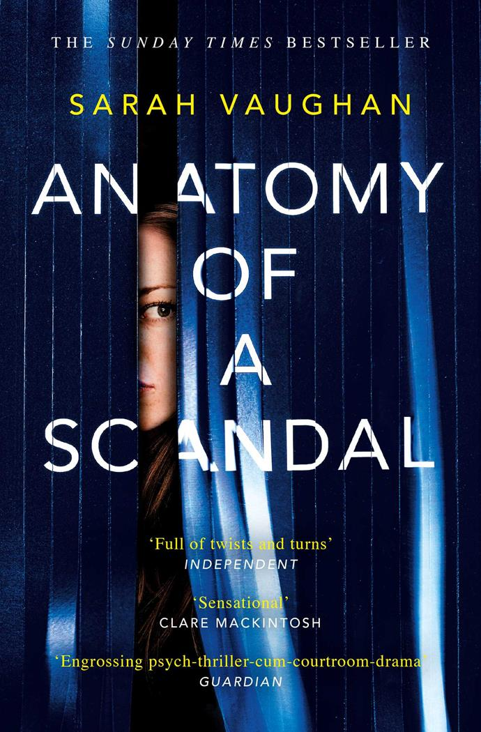 "***Anatomy of a Scandal*** **by Sarah Vaughan**<br><br>  All set to star Sienna Miller, Michelle Dockery, Rupert Friend, and Naomi Scott, *Anatomy of a Scandal* has been likened to '*The Good Wife' meets *The Affair*'. The story is centred around a high-profile marriage thrust into the spotlight after the husband is accused of a terrible crime. Sophie is certain her husband, James, is innocent, and desperately hopes to protect her precious family from the scandal that might ruin them. However, Kate, the barrister who will prosecute the case—is equally sure that James is guilty, and determined to make him pay for his crimes. The show is reported to be headed to Netflix, however no date has been confirmed as yet.<br><br>  *Buy it [here](https://fave.co/2LkxpXY|target=""_blank""