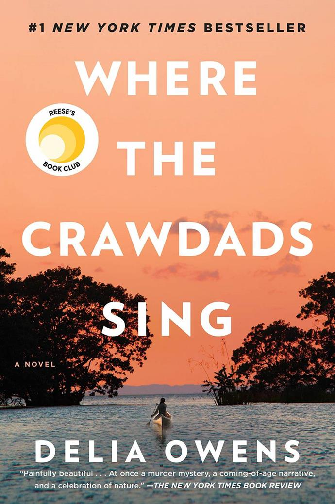"***Where The Crawdads Sing*** **by Delia Owens**<br><br>  All set to be given the TV treatment by none other than Reese Witherspoon, we are very much here for an [adaptation of *Where The Crawdads Sing*](https://www.marieclaire.com.au/reese-witherspoon-where-the-crawdads-sing|target=""_blank""). Based on Delia Owens' beloved best-seller, the 2018 novel is set in the mid-20th century South, where it follows Kya, a wild mysterious young girl forced to fend for herself in the wild after she's been abandoned by her family. Kya keeps to herself and prefers to spend time with the animals that inhabit her patch of marshland, but when two young men from town become infatuated with her untamed beauty, she finds herself in an unthinkable situation. A stunning murder mystery and love story all in one, it's a truly riveting read that boasts one hell of a final twist.<br><br>  *Buy it [here](https://fave.co/35tpwX0