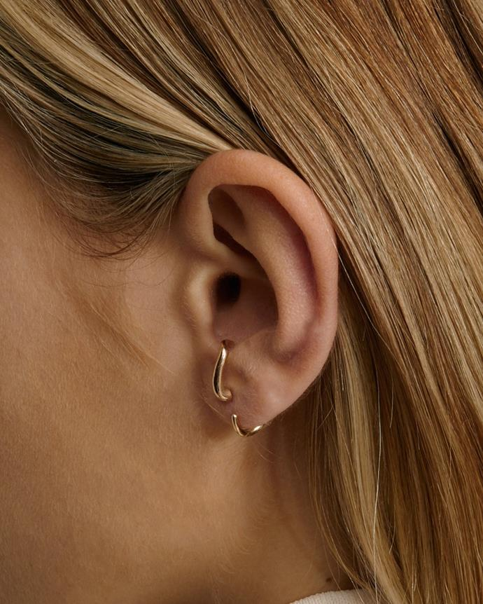 """**What's your favourite new earring or ear jewellery trend that you think will be big in 2021?**<br><br>  """"My current favourite would be our [anti-tragus earrings](https://fave.co/35xZDVV
