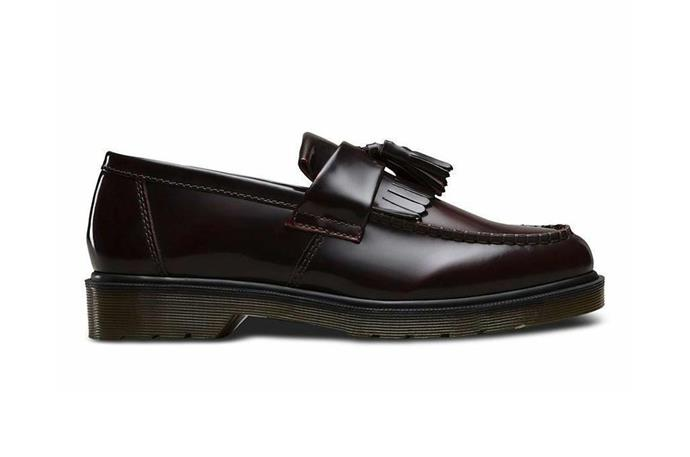 "Adrian Arcadia Loafers, $239.99 by [Dr Martens](https://www.drmartens.com.au/adrain-arcadia-14573601-red.html#93=3689|target=""_blank""
