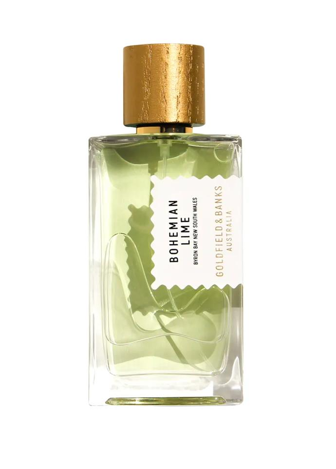 """**Bohemian Lime by Goldfield & Banks, $229 at [Sephora](https://www.sephora.com.au/products/goldfield-and-banks-bohemian-lime-perfume-concentrate-9d44a9e1-6ce7-45fc-a375-f59f26fb37c2/v/100ml