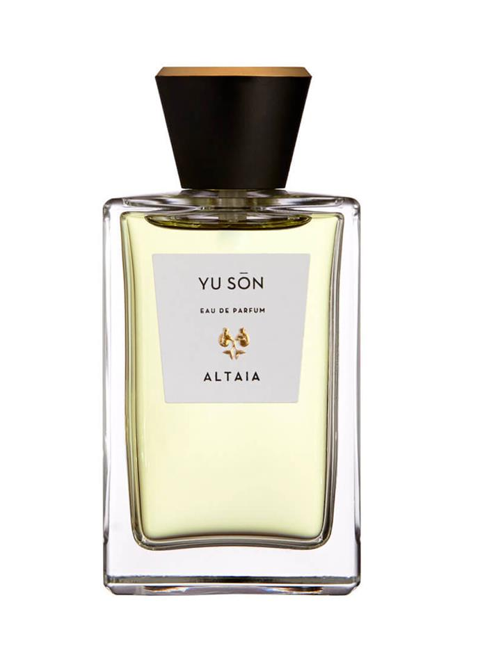 """**Yu Son by Altaia, EDP, $311 from [Mecca](https://www.mecca.com.au/altaia/yu-son-edp/I-024903.html