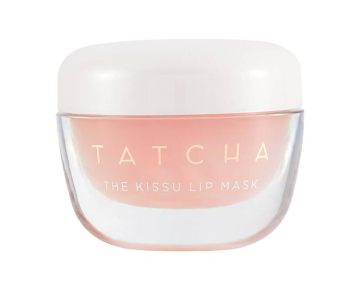 "**For The Super-Soft Smoocher** <br><br> Before you slap on your favourite lip gloss, there's one sacred rule that every beauty lover must obey prior to your next pucker up: use a lip mask. Made with Japanese peach extract, Tatcha's Kissu Lip Mask is here to prepare us for our next peck. The rich, non-sticky jelly mask melts into a liquid to intensely comfort, hydrate and lock in moisture for lips in need. And better yet, it will make your next lipstick application an absolute breeze!  <br><br> *The Kissu Lip Mask by Tatcha, $45 at [MECCA](https://www.mecca.com.au/tatcha/the-kissu-lip-mask/I-041922.html|target=""_blank""
