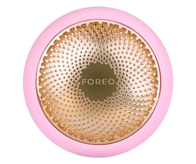 "**For The High-Tech Beauty Junkie** <br><br> If you're looking to source your loved one's next holy grail product, look no further than FOREO's UFO 2 Light Therapy Device. A must-have for all skin enthusiasts, this 90-second power mask and light therapy device is the ultimate skincare saviour, featuring facial massaging, LED light therapy and unique technology to heat and cool itself. What more could you want? <br><br> *UFO 2 Light Therapy Device by FOREO, $395 at [MECCA](https://www.mecca.com.au/foreo/ufo-2/V-043703.html|target=""_blank""