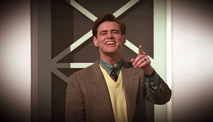 """***The Truman Show*** **(15/02/2021)**<br><br>  He doesn't know it, but everything in Truman Burbank's (Jim Carrey) life is part of a massive TV set. Executive producer Christof (Ed Harris) orchestrates """"The Truman Show,"""" a live broadcast of Truman's every move captured by hidden cameras. Cristof tries to control Truman's mind, even removing his true love, Sylvia (Natascha McElhone), from the show and replacing her with Meryl (Laura Linney). As Truman gradually discovers the truth, however, he must decide whether to act on it."""