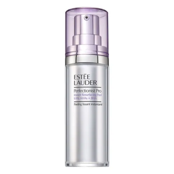 **Perfectionist Pro Instant Resurfacing Peel by Estée Lauder, $122 at Sephora**<br><br>  If you're worried about stripping your skin with too much acid, this might just be the peel for you. Containing a high concentration of AHAs with hyaluronic acid and a patented ingredient to prevent irritation, it's designed to refresh your visage while giving a hit of moisture.
