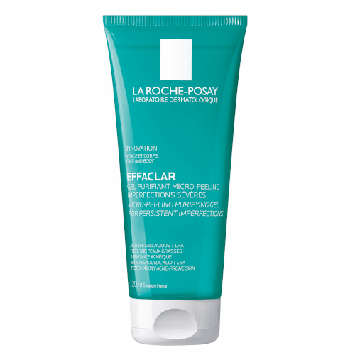 "**Effaclar Micro Peeling Cleanser 200ml by La Roche-Posay, $29.95 at [Adore Beauty](https://www.adorebeauty.com.au/la-roche-posay/la-roche-posay-effaclar-micro-peeling-cleanser-200ml.html|target=""_blank""