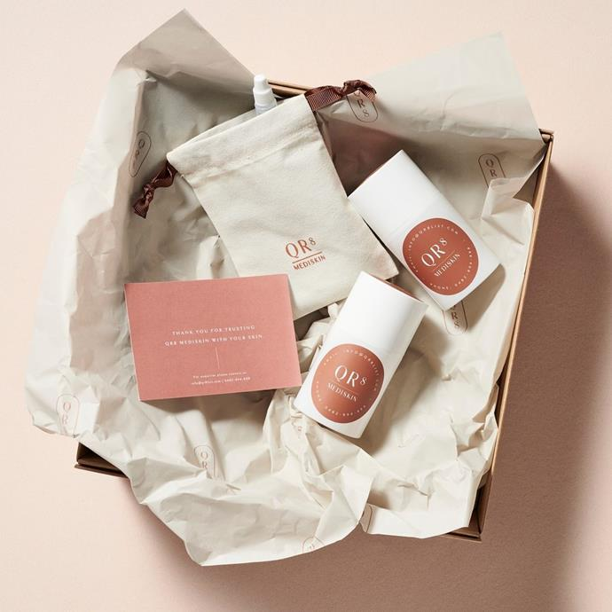 """***In: Personalised Skincare***<br><br>  While the shelfie is taking a much-needed break, a new age is dawning: enter—[personalised skincare](https://www.elle.com.au/beauty/personalised-skincare-25010 target=""""_blank""""). The next frontier in skin saving solutions, we are talking products—right down to the concentrations of their ingredients—and routines that have been created specifically for your skin after a consultation with a skincare consultancy or dermatologist. Beyond simply getting an over-the-counter retinol, these products have been formulated in measurements specifically to cater to your skin concerns.<br><br>  *Image: [@qr8_mediskin](https://www.instagram.com/qr8_mediskin/ target=""""_blank"""" rel=""""nofollow"""")*"""