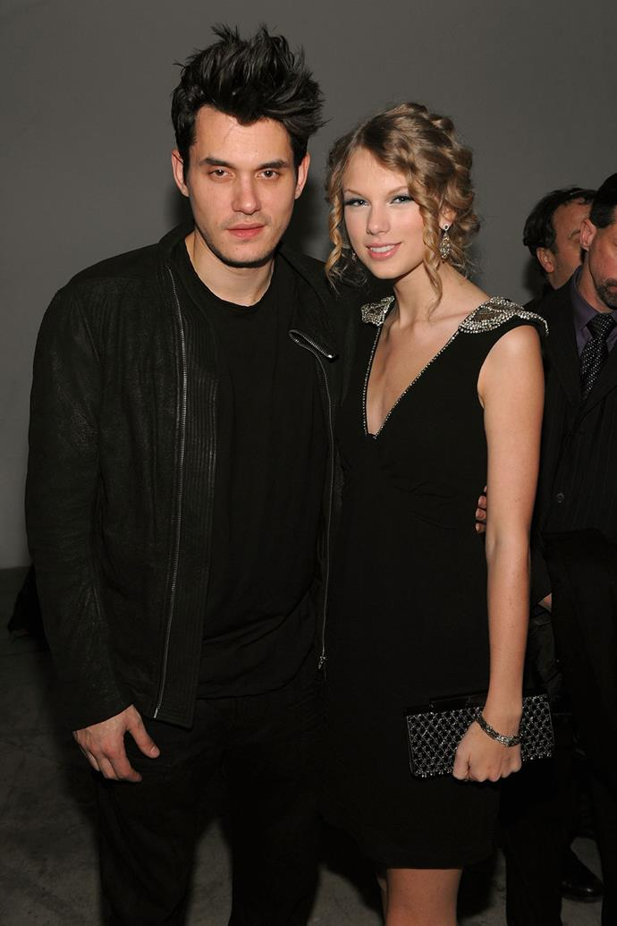 """**John Mayer (2009)** <br><br> """"It made me feel terrible because I didn't deserve it,"""" Mayer told *[Rolling Stone](http://www.rollingstone.com/music/news/john-mayer-taylor-swifts-dear-john-song-humiliated-me-20120606