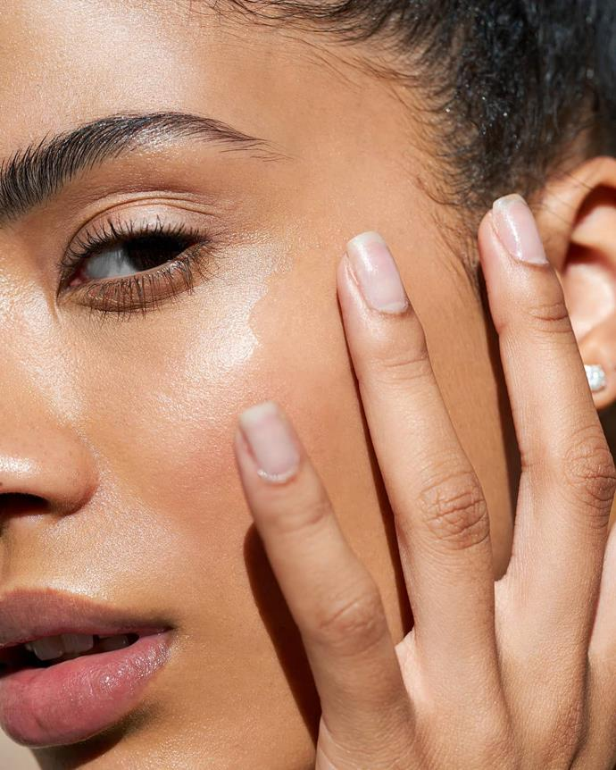 """***In: Face Yoga***<br><br>  With search data on Pinterest indicating a rising interest in [face yoga](https://www.marieclaire.com.au/face-yoga target=""""_blank""""), it stands to reason that our increasingly laid-back take on beauty and self-care means fewer tools and products than ever before. As for what 'face yoga' actually is? While there might not be any downward dogs involved, it is a sequence, much like a yoga flow, that utilises simple exercises to strengthen, tone, lift and relax the facial muscles supporting the skin. Said to combat the appearance of ageing if practised on a regular basis, it increases the circulation of blood to the facial muscles and underlying tissue to mitigate pronounced sagging and wrinkles by oxygenating the cells deep within.<br><br>  Check out the video below for a sneak peek of what face yoga looks like in action."""