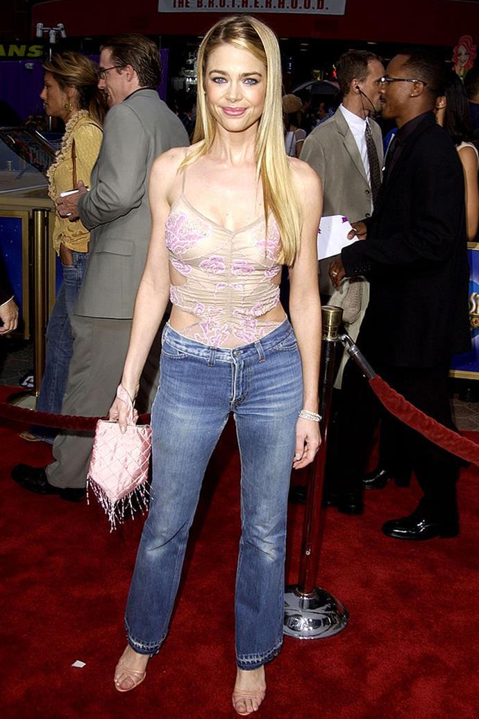 Denise Richards, 2002