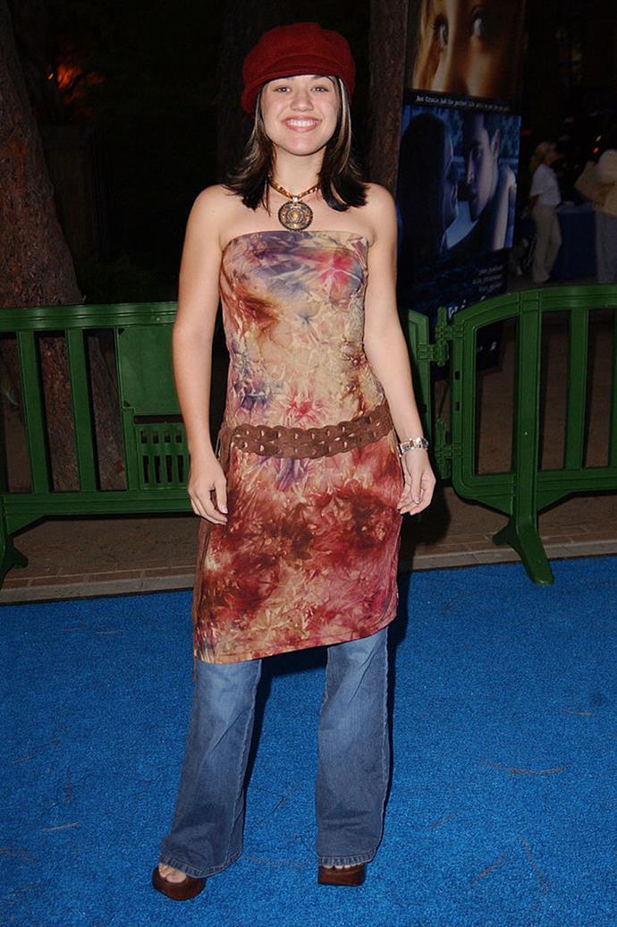 Kelly Clarkson, 2002