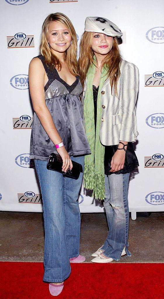 Mary-Kate and Ashley Olsen, 2003
