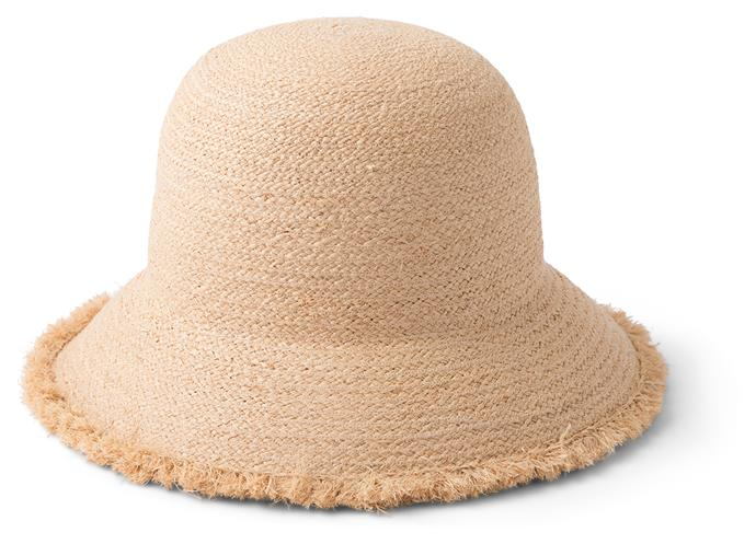 """Stevie Bucket Hat, $119.00 at [Will & Bear](https://willandbear.com/collections/all/products/stevie-sands