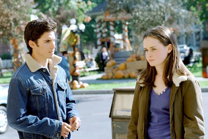 **Jess Mariano in *Gilmore Girls*** <br><br> Plenty of *Gilmore Girls* fans may argue that Jess was one of Rory's preferred male suitors. However, he was far from ideal. He ignored her, didn't return her calls, stood her up and deemed Rory—as well as her family and her interests—as unimportant. He pressured Rory to do things she was uncomfortable with and was aggressive when she refused. But of course, he continued to be a fan favourite thanks to his simple love of books.