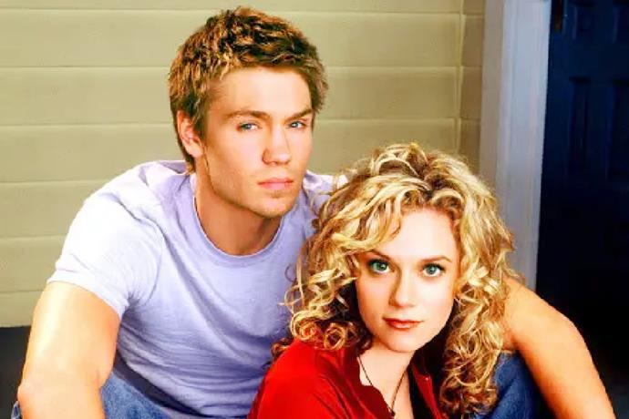 **Lucas Scott in *One Tree Hill*** <br><br> Played by '00s heartthrob Chad Michael Murray, we're saying *au revoir* to Lucas from *One Tree Hill*, thanks to his poor ability to be a decent boyfriend. Not only did he cheat on Brooke, he did so with her best friend, Peyton, not once but *twice*. The ultimate faux 'nice guy', he physically or emotionally cheated on almost every woman he dated and claimed that each of them were 'The One' before being unfaithful.
