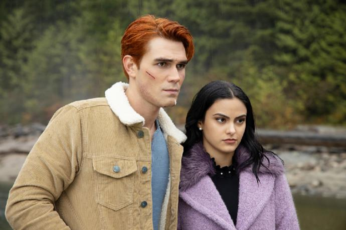 **Archie Andrews in *Riverdale*** <br><br> When it came to *Riverdale*'s Archie Andrews, he may not be the *worst* on our list, but he is certainly no saint. Self-absorbed and clueless, his habit of pining after love interests that he previously humiliated and turned down is hard to watch. He's also hardly the most faithful fella onscreen, practising infidelity frequently.