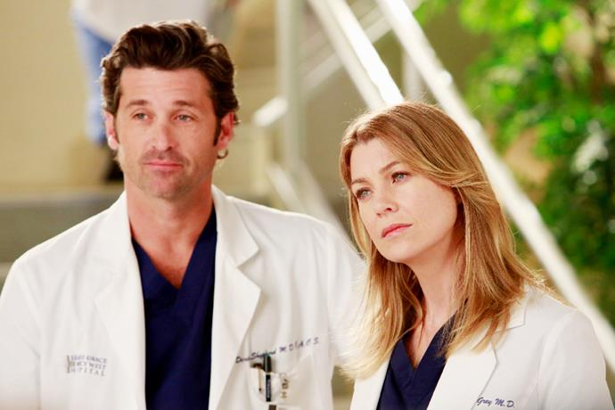 **Derek Shepherd in *Grey's Anatomy*** <br><br> One of the most iconic relationships from *Grey's Anatomy*—and TV in general—fans are devout to Derek and Meredith's coupledom. However, McDreamy is far from perfect, in fact, he's rather awful. He slut-shamed Meredith for sleeping with someone long after they had broken up and never wanted her to pursue her career in neurosurgery, and even became jealous when her career excelled. Of course, who could forget when he never told Meredith that he was *married* while they were dating *and* then once they got hitched, he cheated on her with his assistant.
