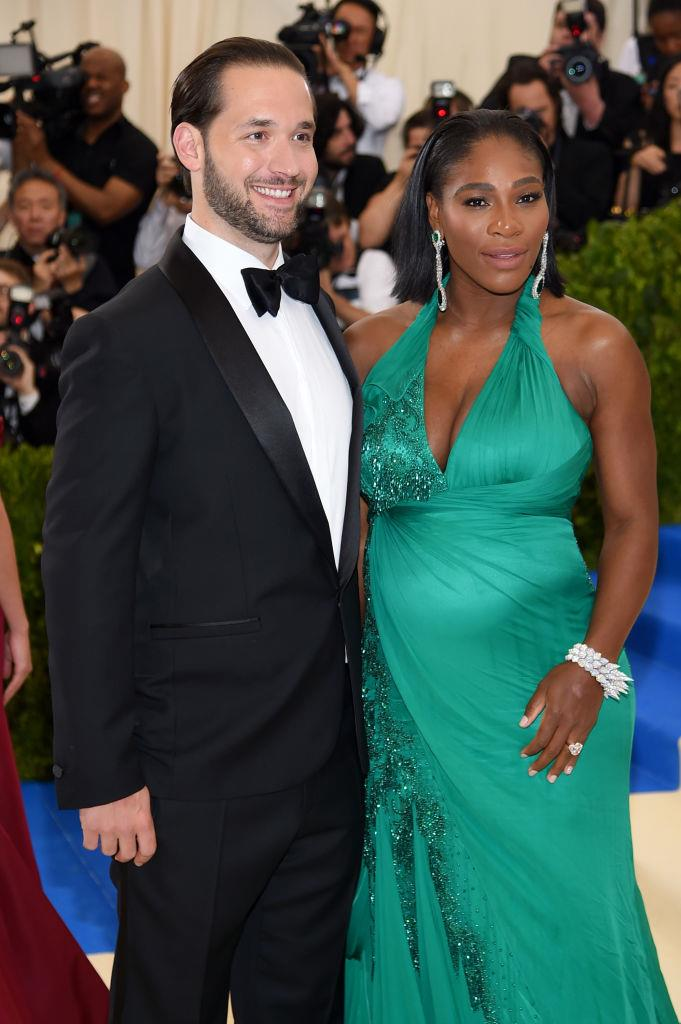 """**When he publicly praised her for having """"the biggest heart""""**<br><br>  We're not crying, *you're* crying. After appearing at the 2017 Met Gala, Ohanian shared a sweet Instagram tribute to his then-pregnant wife that truly has us in our feels. Resharing a [portrait](https://www.facebook.com/humansofnewyork/photos/a.102107073196735/1711556665585093/?type=3 target=""""_blank"""" rel=""""nofollow"""") of the pair from *Humans of New York*, Ohanian told photographer Brandon Stanton:<br><br>  """"She has the biggest heart. Everyone sees her success as an athlete, but all of that is layered on the size of her heart. She gives 100% of herself to everything she does: as a friend, as a lover, and soon, as a mother."""""""