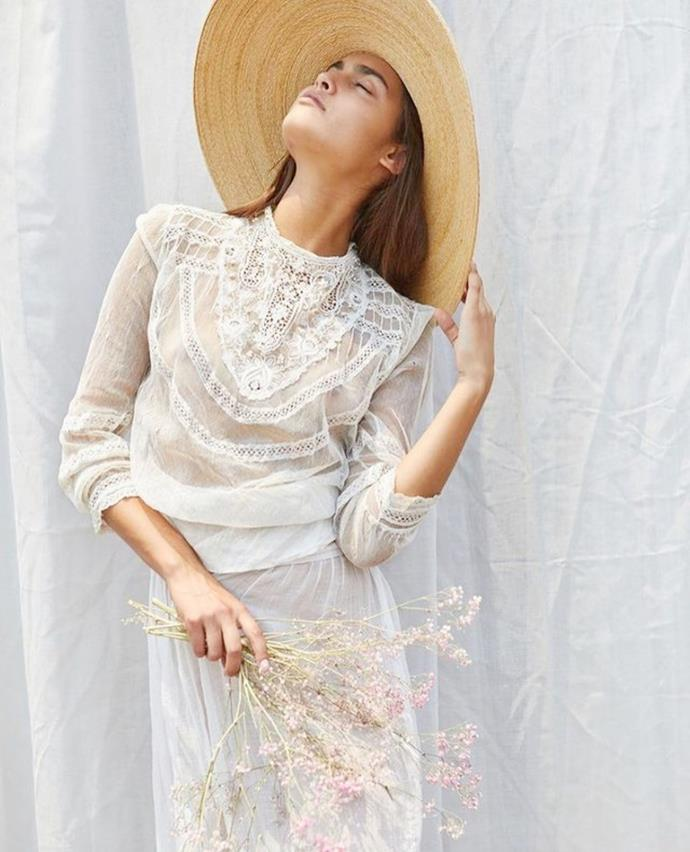 """**Arcade Vintage** <br><br> Arcade Vintage Boutique curates hand-selected vintage pieces from around the globe. Specialising in one-off '60s and '70s pieces, as well as vintage-inspired modern designs, this online gem will leave you thinking you were born in the wrong era.  <br><br> Shop [here](http://arcadevintageboutique.com