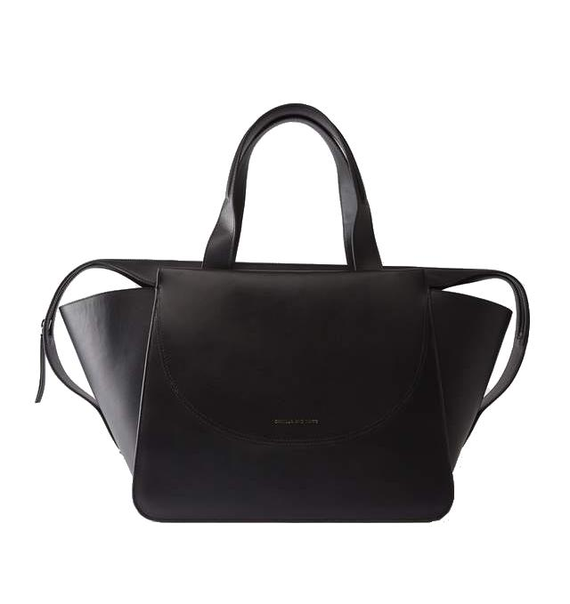 """**Luna Tote New by CAMILLA AND MARC, $800 at [CAMILLA AND MARC](https://www.camillaandmarc.com/products/luna-tote-new-black
