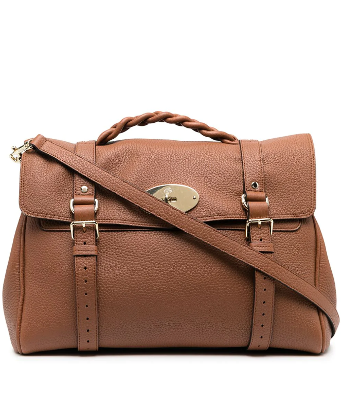 """**Oversized 'Alexa' Satchel by Mulberry, $2,550 at [Farfetch](https://www.farfetch.com/au/shopping/women/mulberry-oversized-alexa-satchel-item-15896500.aspx?storeid=10952