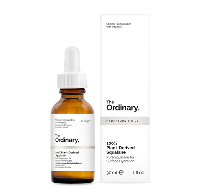 """<br> **The Ordinary 100% Plant-Derived Squalane** <br> <br> For skin minimalists and layering enthusiasts alike, it's hard to to go past The Ordinary's Plant-Derived Squalane. Squalane (with an 'a') is the stable form of the lipid squalene (with an 'e') that our skin naturally produces to keep itself moisturised. As is the nature of these things, our squalene production slows as we age. <br><br> Supplement with squalane—ideally in a plant and not shark-derived version—which is a lightweight and non-comodogenic powerhouse of a moisturiser. Simply pat a few drops into cleansed, damp skin to help moisturise and prevent ongoing loss of hydration. This multi-use wonder can also be used on the body and hair to add moisture and shine. <br> <br> *The Ordinary 100% Plant-Derived Squalane, $13.90 from [Adore Beauty](https://go.skimresources.com?id=105419X1569491&xs=1&url=https%3A%2F%2Fwww.adorebeauty.com.au%2Fthe-ordinary%2Fthe-ordinary-100-plant-derived-squalane.html